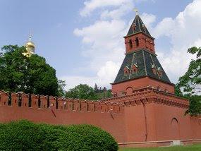 Не московская Москва - Кремль