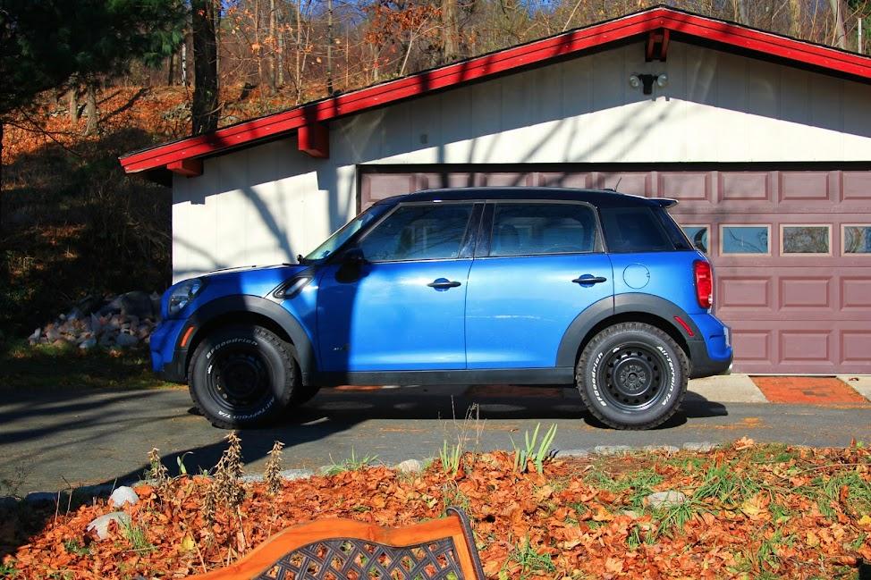 Mini Cooper Usa >> Off-Road... - North American Motoring