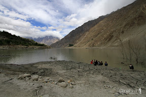 Gulmit in upper Hunza.
