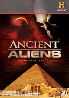 Người Ngoài Hành Tinh Thời Cổ Đại 1 - Ancient Aliens Season 1 (2010) Poster