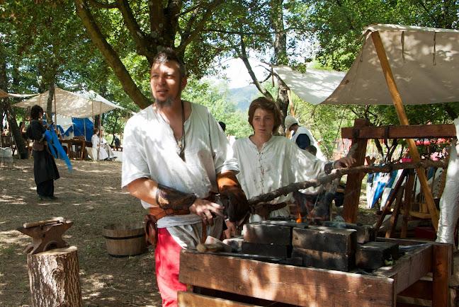 Barbare - Fête médiévale de Crussol 2013