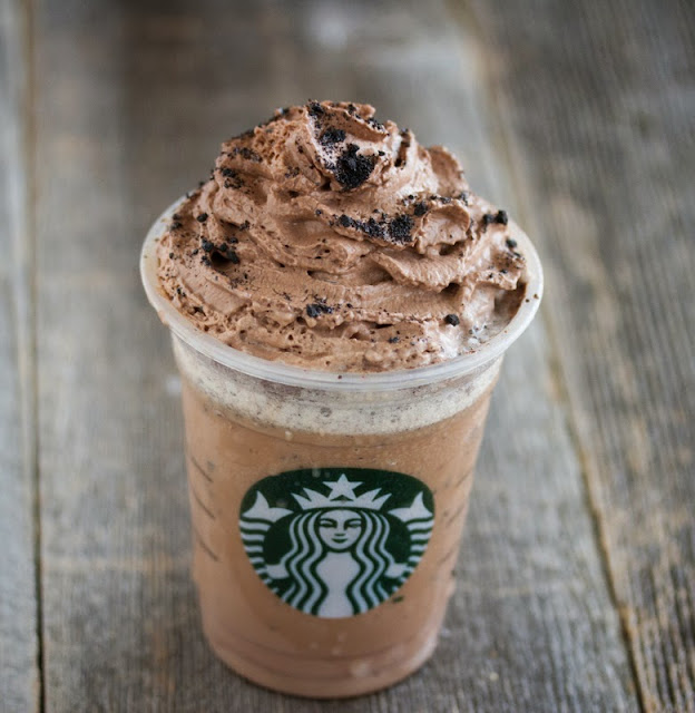 CALORIC NIRVANA 29, Starbucks Edition: Would Anyone On The