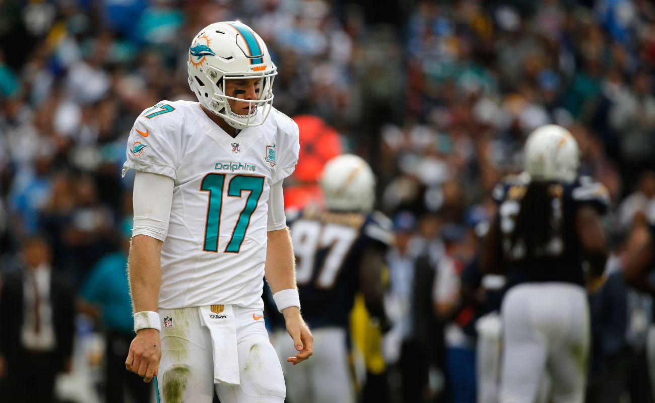 Ryan Tannehill Cut Dead Money Dolphins