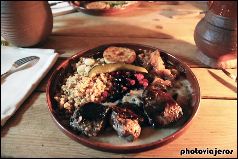 Gastronomía Báltica