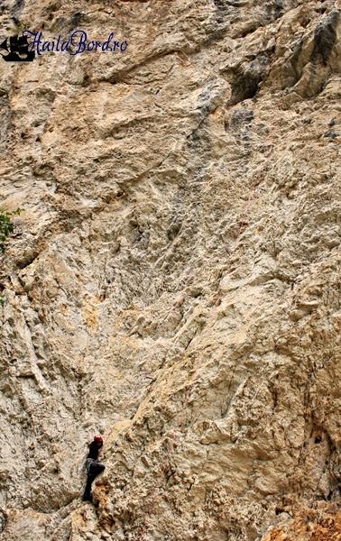 escaladare prapastiile zarnestilor