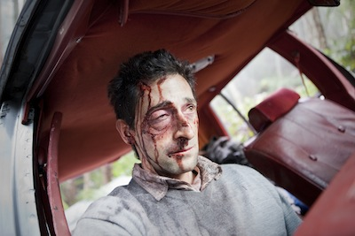 Adrien Brody in Wrecked