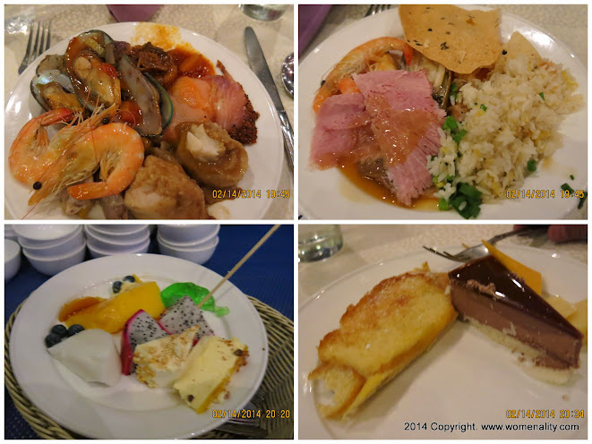 What's on our plate?, Bauhinia Cruise