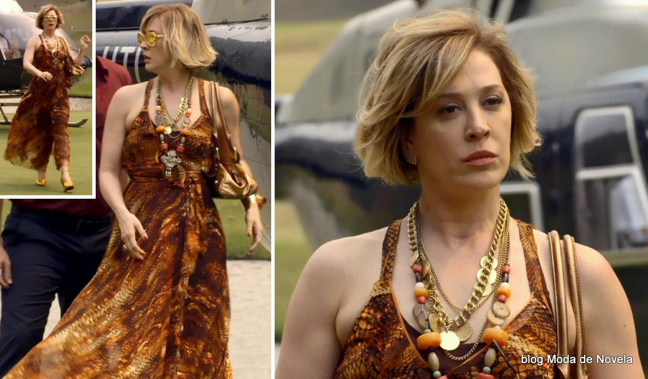 moda da novela Alto Astral, look da Samantha dia 29 de novembro