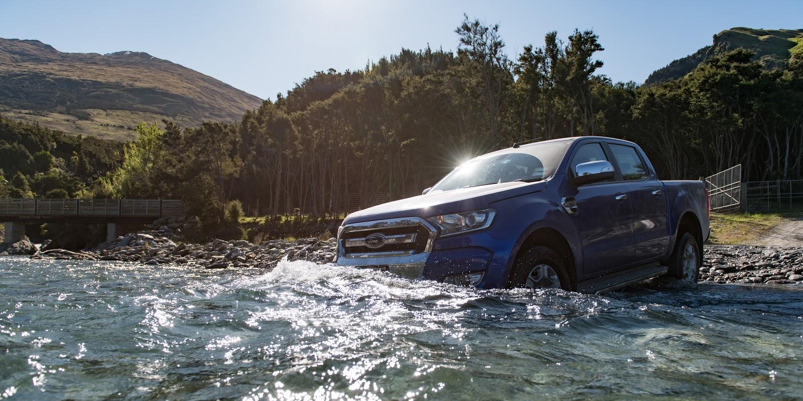 Ford Ranger đang thống trị thị trường bán tải Việt Nam