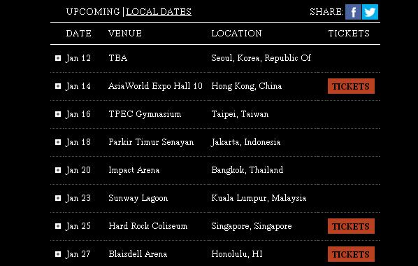 "Avenged Sevenfold Kembali Akan ""Guncang"" Jakarta"