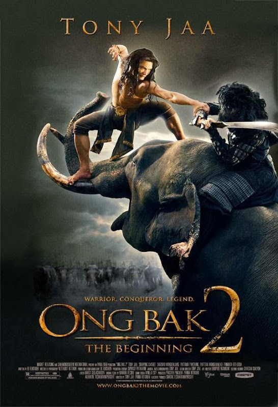 Poster Of Ong Bak 2 (2008) Full Movie Hindi Dubbed Free Download Watch Online At Alldownloads4u.Com