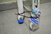Защита ног вилки