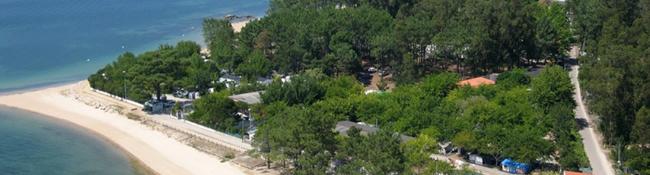Camping Pontevedra - Camping Playa Paisaxe