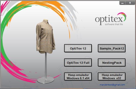 Tải Full Miễn Phí Optitex 12 Cài Cho Windows 32bit và 64bit 1