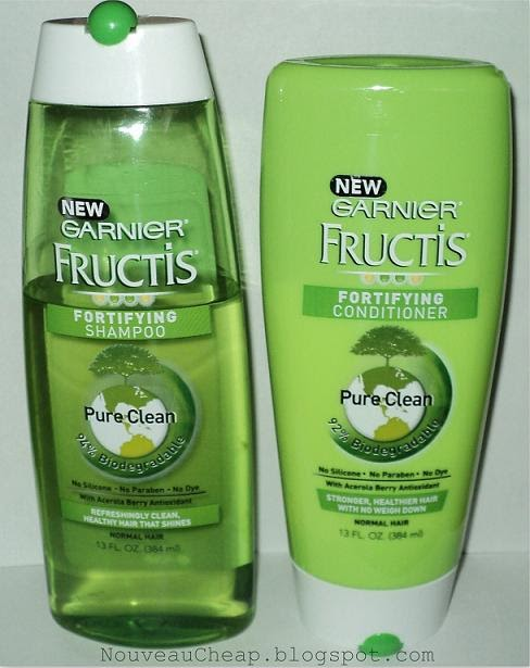 Garnier Fructis Pure Clean Fortifying Conditioner Reviews ...