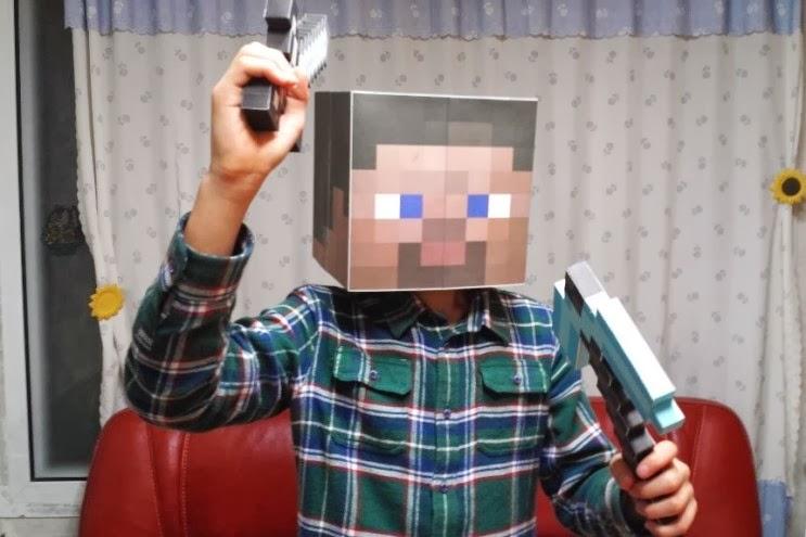Steve Head Papercraft