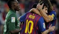 RESULTADO Barcelona Malaga [4 - 1] goles