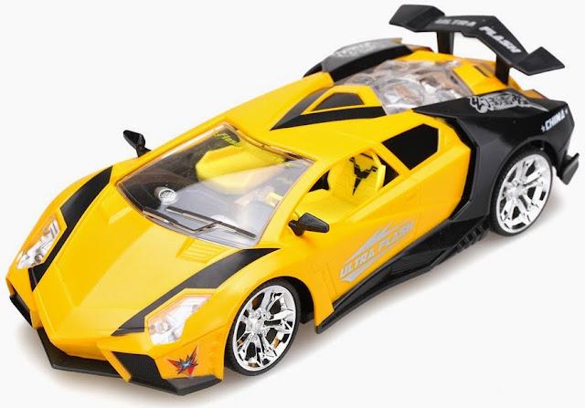 Hình ảnh Thần Tia Chớp S Flash Mirage màu vàng