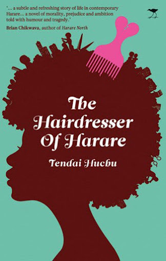 the hairdresser of harare, novela, tendai huchu, africa, zimbabue, harare