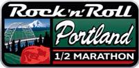 Rock 'n' Roll Portland Half Marathon logo