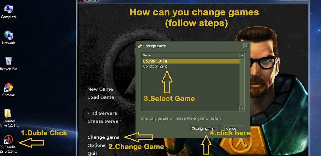 Counter Strike 1 6 Condition Zero Download Pc