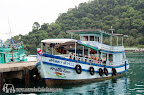 Scuba / Diving tour boat