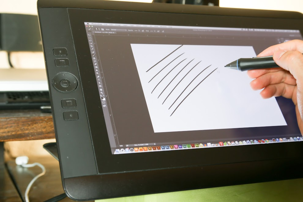 review  wacom cintiq 13hd pen display tablet