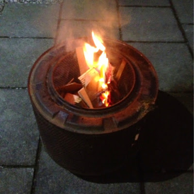 Washing Machine Drum Fire Bucket