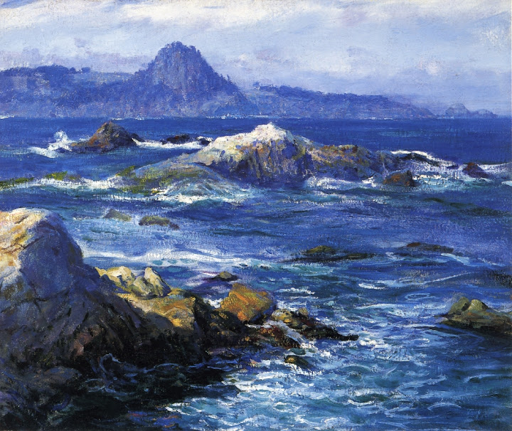 Guy Orlando Rose - Off Mission Point