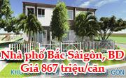 Nhà Phố Bắc Sài Gòn, Nam Long