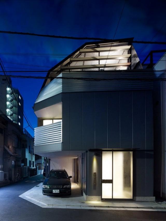 *Mishima House:舒適、私密的現代生活空間! 1