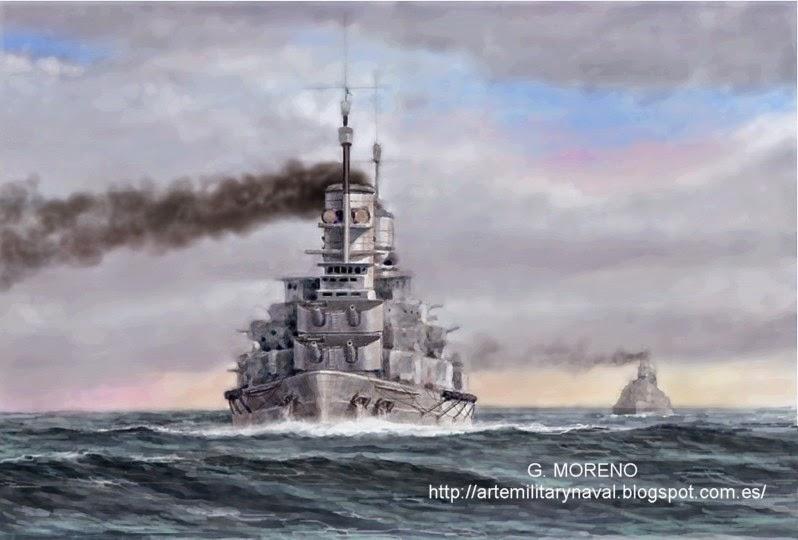 Crucero de batalla Lützow