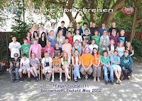 Gruppenfotos 2012