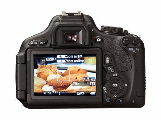 Harga Camera Canon Eos 600d