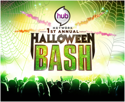 Entertainment Roundup: The Hub Network's First Annual Halloween Bash