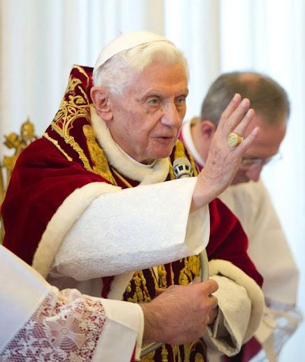 Triều Đại Giáo Hoàng Bênêđíctô XVI