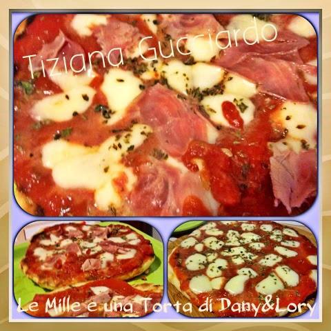 pizza farcita in padella