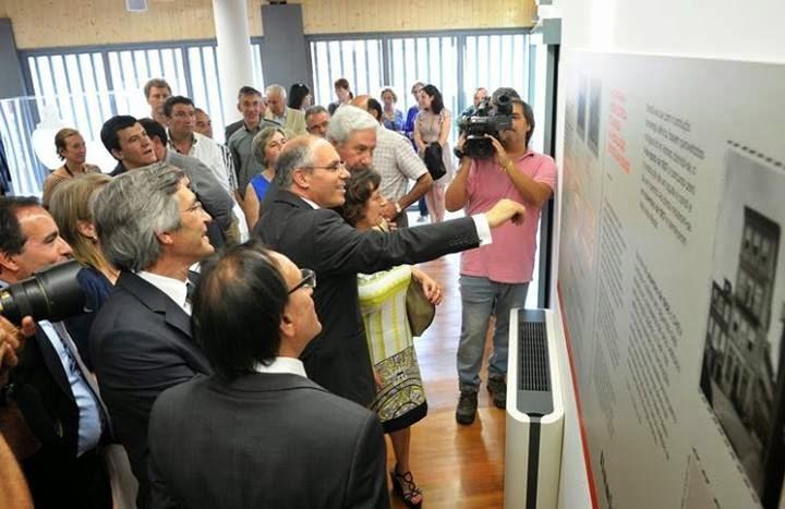 """Casa dos Bordalos recorda """"viagem"""" da electricidade em Lamego"""