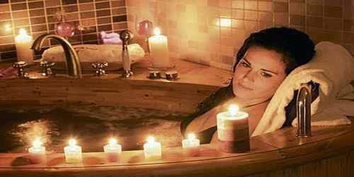 Noche de spa como regalo a tu prometida