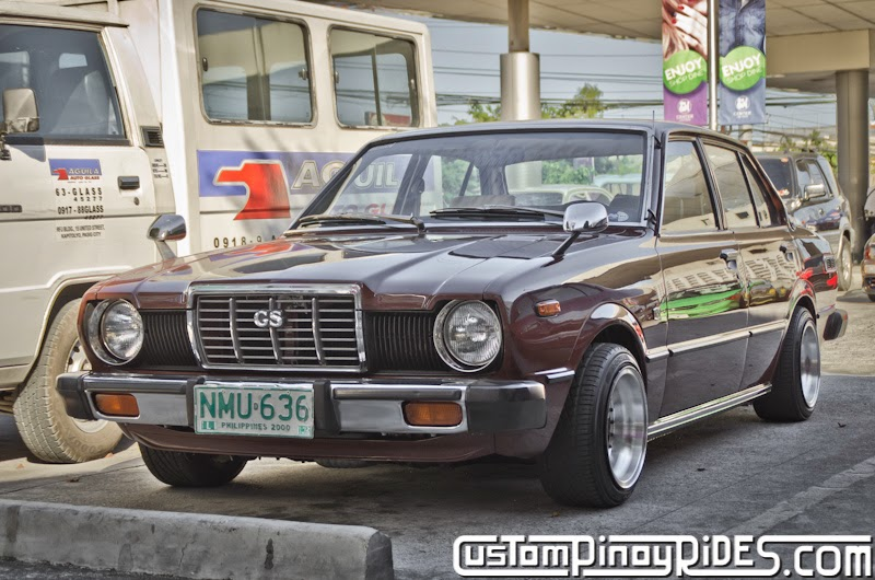 Old School 3rd Gen Toyota Sprinter Custom Pinoy Rides Car Photography Manila Philippines pic2