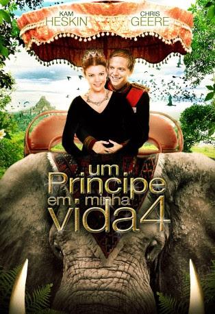Um Príncipe em Minha Vida 4 (Dublado) DVDRip RMVB