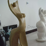 Abstract Statuary Ideas