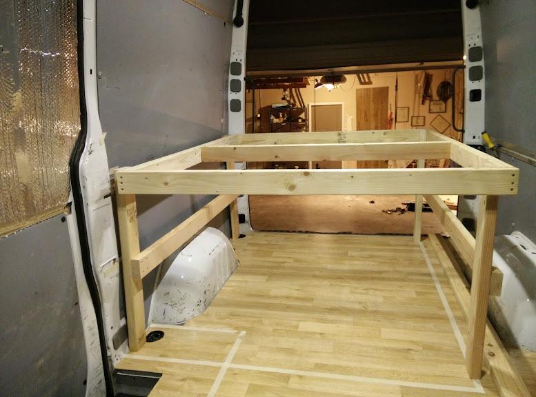 sprinter vinyl flooring