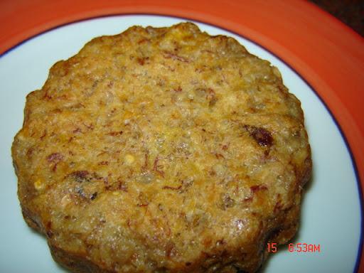 خبز الشوفان بالموز