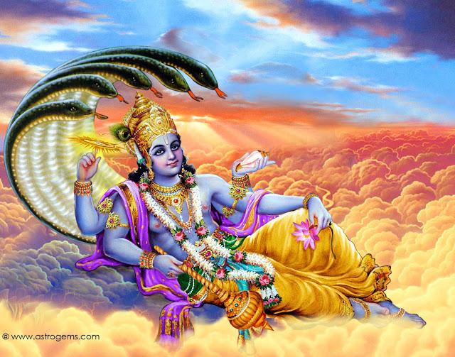 Sri Vishnu Sahasranamam Slokha For Bharani Nakshatra 2nd Pada