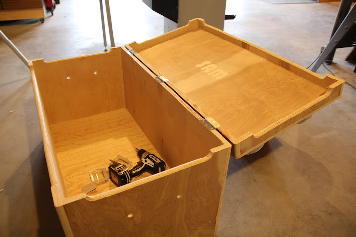 Giant Lego Toy Box Woodworking Talk Woodworkers Forum