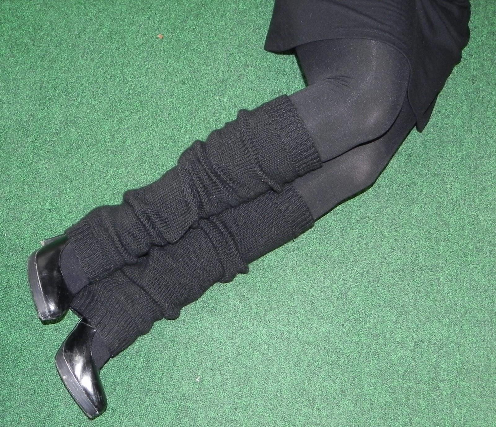 Knit Zilla: Emily\'s Leg Warmers