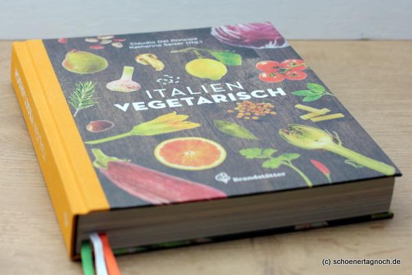 Kochbuch Italien Vegetarisch von Claudio del Principe