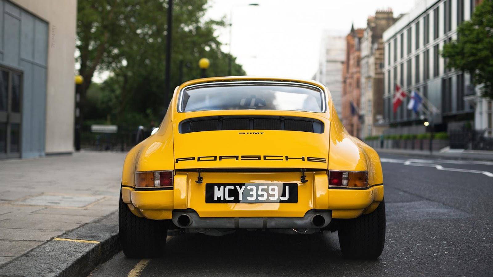 Luân Đôn là nơi trú ngụ của các...huyền thoại siêu xe