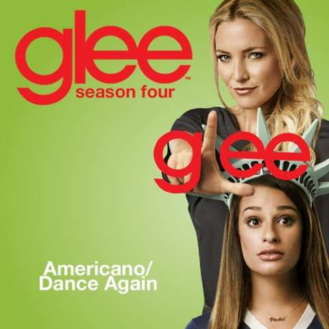 Glee - Americano Dance Again 10022012